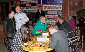 Городская Федерация шашек